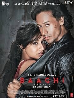 Download Baaghi (2016) 720p hindi Bollywood HD movie 9xmovie | Perfect HD Movies