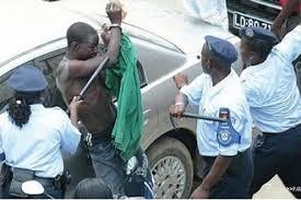 Resultado de imagem para repressões em Angola