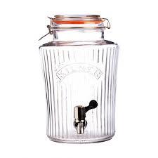 <b>Диспенсер для напитков</b> Kilner <b>Vintage</b>, 5 л K_0025.407V от Kilner ...