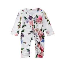 <b>2019 Emmababy</b> Cute Newborn Infant Baby Girls Cotton <b>Flower</b> ...
