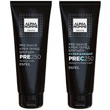 <b>Крем перед бритьем</b> Estel Pre-shave <b>Alpha</b> Homme Pro <b>Cream</b> ...