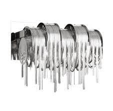 Настенный <b>светильник Crystal Lux City</b> Lights Crystal AP3 ...