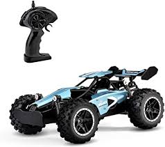RC Cars, KINGBOT 2.4 Ghz 1: 18 Scale 2WD Remote ... - Amazon.com