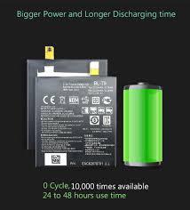 LG BL-<b>T9</b> 2300 mAh Replacement Battery for Google Nexus 5 ...