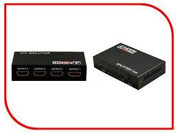 <b>Сплиттер</b> palmexx 1hdmix4hdmi 1080p 3d ver 1.4 px/hdmi-4 с 3d ...