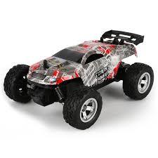K24-4 1:24 <b>2.4G</b> Four-wheel Drive Climbing Vehicle RC Off-road Car