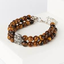 Купить украшения из натуральных камней коричневого цвета по ...