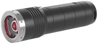 Туристический <b>фонарь Led Lenser MT6</b> черный, 3 режима ...