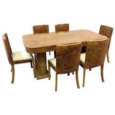 harry and lou epstein art deco dining set art deco dining set