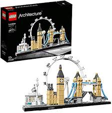 LEGO <b>Architecture</b> London 21034, Skyline Collection, Building Bricks