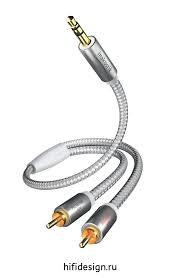 Купить <b>Кабель межблочный Inakustik Premium</b> MP3, 3.5 mm ...