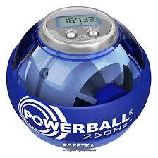ROZETKA   <b>Кистевой тренажер Powerball 250Hz</b> Pro Blue ...