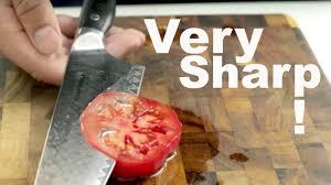 How to <b>Sharpen</b> a <b>Knife</b> to <b>Razor</b> Sharpness - Extremely Sharp ...