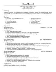 resume sample warehouse resume templates for high school students babysitting fast food warehouse tutor grocery store delivery waitress