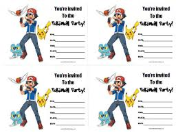 pokemon calendar printable printable online calendar pokemon birthday invitations printable all printable sample