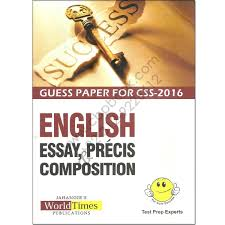 guess paper for css english by jahangir world times cbpbook guess paper for css 2016 english