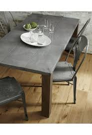 metal dining tables