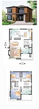 Sun city az  Square feet and House plans on PinterestModern House Plan   Total Living Area  sq  ft