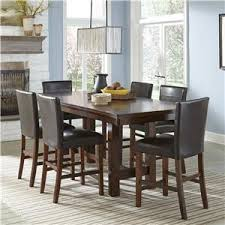 expandable dining table ka ta: intercon kona dining table with three  inch leaves