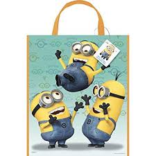 <b>Despicable</b> Me Tote Bag|<b>1 pc</b>: Amazon.in: Toys & Games
