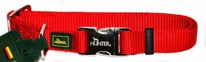 """<b>Ошейник для</b> собак <b>Hunter Smart</b> """"ALU-Strong M"""", цвет: красный ..."""