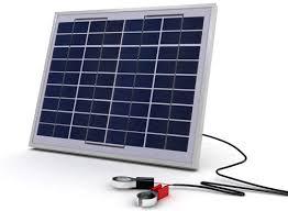 SolarLand <b>10w</b> 12v Multicrystalline <b>Solar Panel</b> Charging <b>Kit</b> SLCK ...