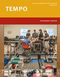 tempo spring 2014 by tampa preparatory school issuu