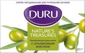 Natural Treas Мыло Оливковое масло 90 г <b>Duru</b> — купить в ...