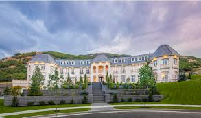 Square Foot Newly Built Mega Mansion In Draper  UT Owned By    Screen shot     at     AM