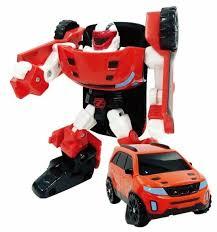 Трансформер <b>YOUNG TOYS Tobot</b> Mini Z 301030 купить по цене ...