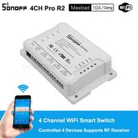 Wi-Fi <b>DIY Smart</b> Switches - <b>SONOFF</b> Official Store
