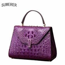 <b>SUWERER 2019 New</b> Women Genuine <b>Leather</b> bags luxury ...