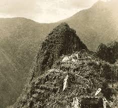 「1911, Hiram Bingham III discovered machu picchu」の画像検索結果