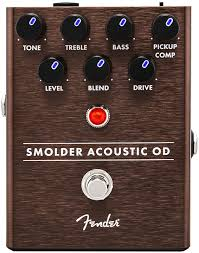 <b>Fender</b> Smolder <b>Acoustic</b> OD <b>педаль</b> овердрайв купить в Москве в ...