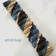 Triangle <b>miyuki</b> bracelet by Emel Bas from <b>Turkey</b> | <b>Beaded</b> bracelet ...
