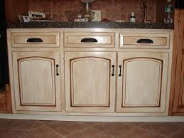 kitchen cabinet distressed