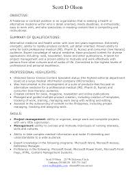 resume  good resume objective lines  chaoszresume