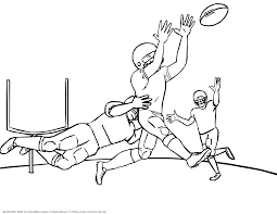 Small Picture Football Team Coloring Pages Coloring Coloring Pages