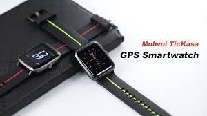 <b>Mobvoi TicKasa Vibrant</b> GPS Smartwatc Full Review & Test ...