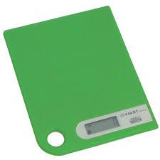 <b>Кухонные весы First FA</b>-<b>6401</b>-<b>1-GN</b> — купить в интернет ...