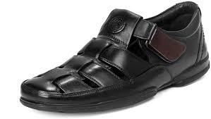 Bacca Bucci Closed Toe Genuine <b>Soft Leather</b> Fisherman/Roman ...