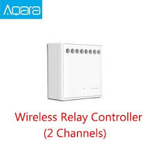 Original Xiaomi Mijia <b>Aqara Two</b>-<b>way</b> control <b>module</b> Wireless Relay ...