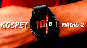 <b>Kospet Magic 2</b> 30 Sports Mode SmartWatch Low-Cost - YouTube