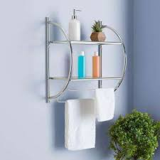Chrome - Home Basics - <b>Bathroom</b> Cabinets & Storage - <b>Bath</b> - The ...