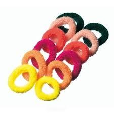 <b>Comair</b> Резинки махровые, разноцветные, 12 шт - купить по цене ...