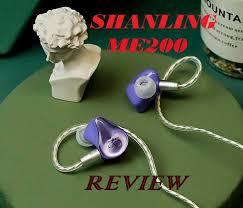 Обзор гибридов <b>Shanling ME200</b>. Певучесть подкрашенных ...