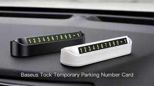 <b>Temporary Car Parking Card</b> - YouTube