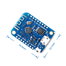 WEMOS <b>D1 mini V3.0.0</b>-<b>WIFI</b> Internet of Things ESP8266 CP2104 ...