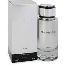 <b>Mercedes Benz Silver</b> by <b>Mercedes Benz</b> - Buy online | Perfume.com