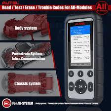 <b>Autel MaxiDiag MD806 Pro</b> OBD2 Scanner Full System Diagnostic ...